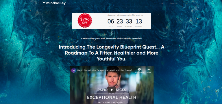 The Longevity Blueprint Review