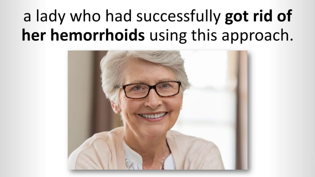 Hemorrhoids Horror Healed Review