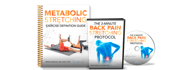 Metabolic Stretching Weight Loss