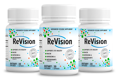 Revision Eye Supplement Product