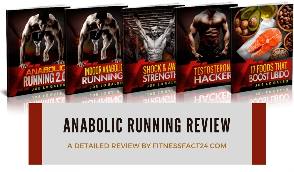 Anabolic Running Review Product