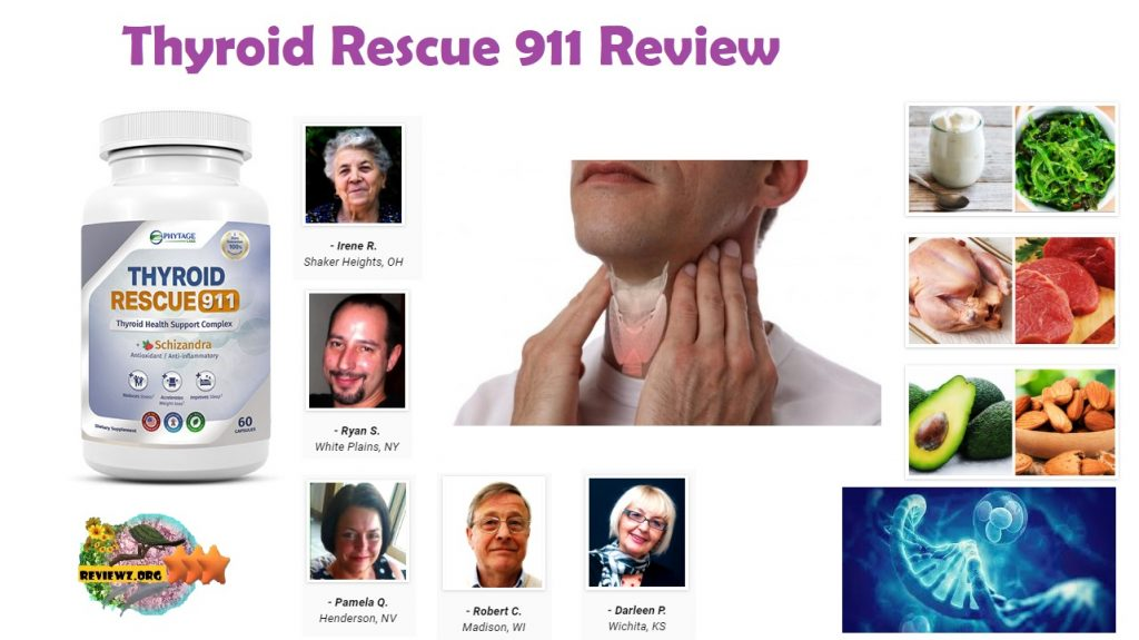 Thyroid Rescue 911 Review works