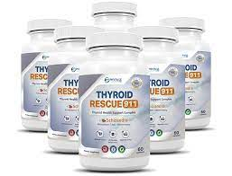 Thyroid Rescue 911 Review product